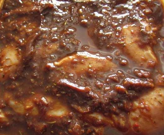 Rezept Allround Grillmarinade / Grillsauce für Schwein, Rind und Huhn von Leiderschonvergeben - Rezept der Kategorie Saucen/Dips/Brotaufstriche