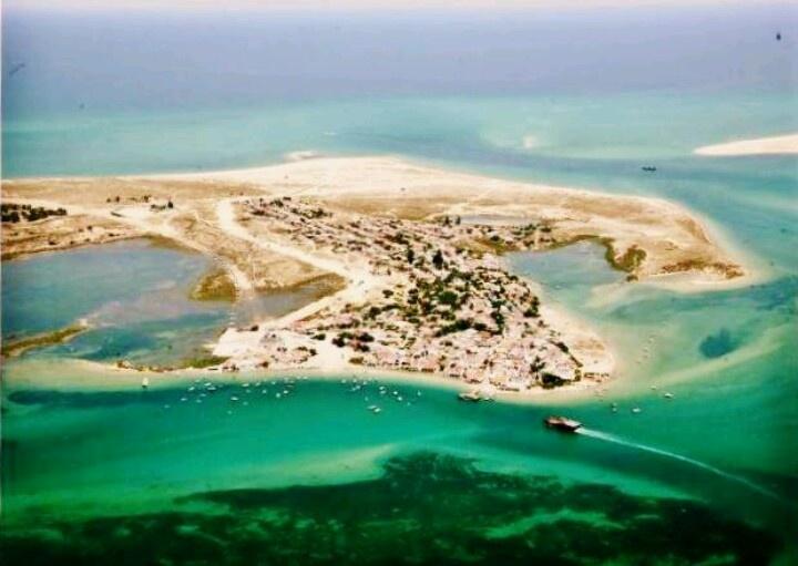 Armona Islands, Portugal