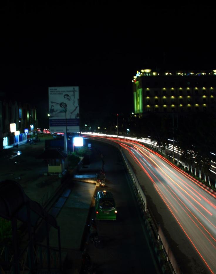 Night From Samarinda East Borneo #1