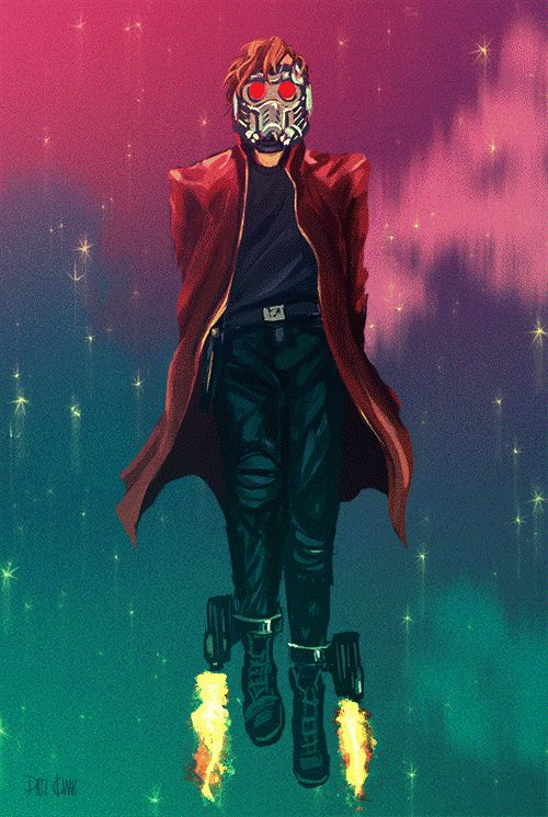 Star-Lord - by paticmak