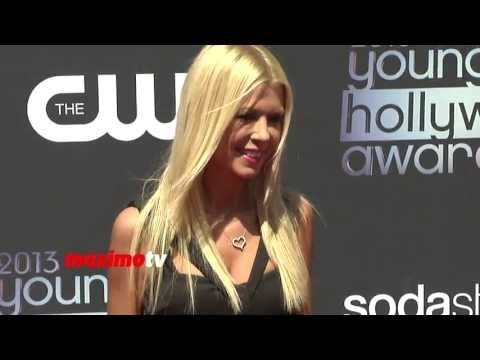 Tara Reid SHARKNADO! 2013 Young Hollywood Awards Arrivals