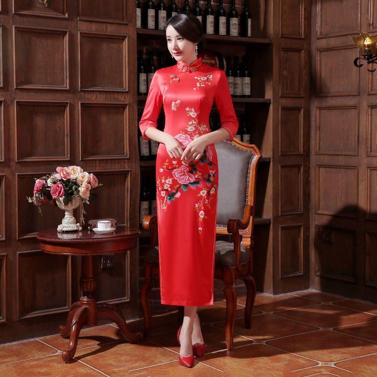 結婚式 ゲスト ドレス 通販 ロングチャイナドレス--九六商圏 - 海外ファッション激安通販サイト | 海外通販 | 個人輸入 | 日本未入荷の海外セレブファッション