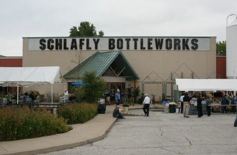 A Trip to the Schlafly Brewery