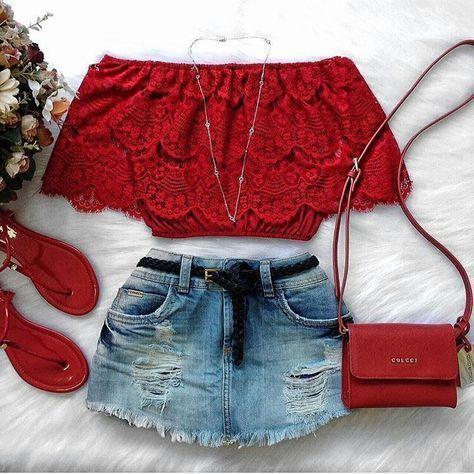 #lookdodia #amei #estilo #lindo #meiga #style –