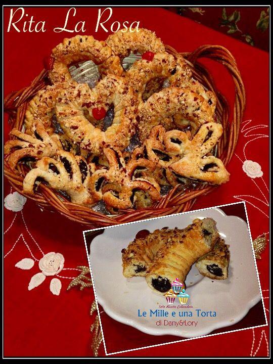 MUSTAZZOLI O CUCCIDDATEDDI DI NATALE Ingredienti per la pasta biscotto: 500 g di farina 00 150 g di zucchero 3 uova mezza bustina di lievito