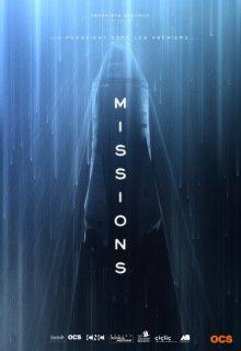 Миссии (2017) http://hdlava.me/serials/missii.html  «Миссии» (Missions) – это многосерийная французская фантастическая кинолента. На Марс был осуществлен удачно первый пилотируемый полет. В команде собрались самые лучшие профессионалы: квалифицированные космонавты и психолог, девушка, которая отвечает за психическое состояние всего экипажа. Кажется, что вся работа идет слаженно, ведь коллектив дружен между собой и сплочен. Но, как часто бывает в любой работе, иногда случается что-то не то…