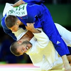 Men's and Women's Olympic Judo Elimination Events