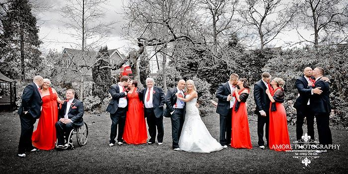Amore Photography of Wakefield : Wedding Photography at Dimple Well Lodge Ossett