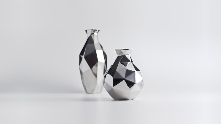 """Edros"" coated ceramics by Holaria"