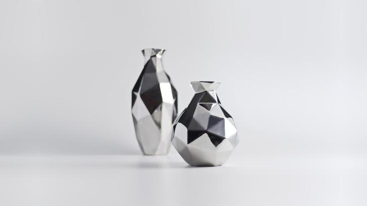 """""""Edros"""" coated ceramics by Holaria"""