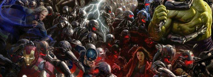 Los Vengadores 2 la Era de Ultron: nuevos personajes se unen al grupo