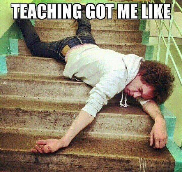Has teaching pushed you to your limit? Recharge and laugh at some of these classic teacher memes we've rounded up, with special thanks to our WeAreTeachers Helpline community.
