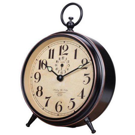 17 Best ideas about Traditional Alarm Clocks on Pinterest | Vintage clocks,  Bird alarm and Clocks