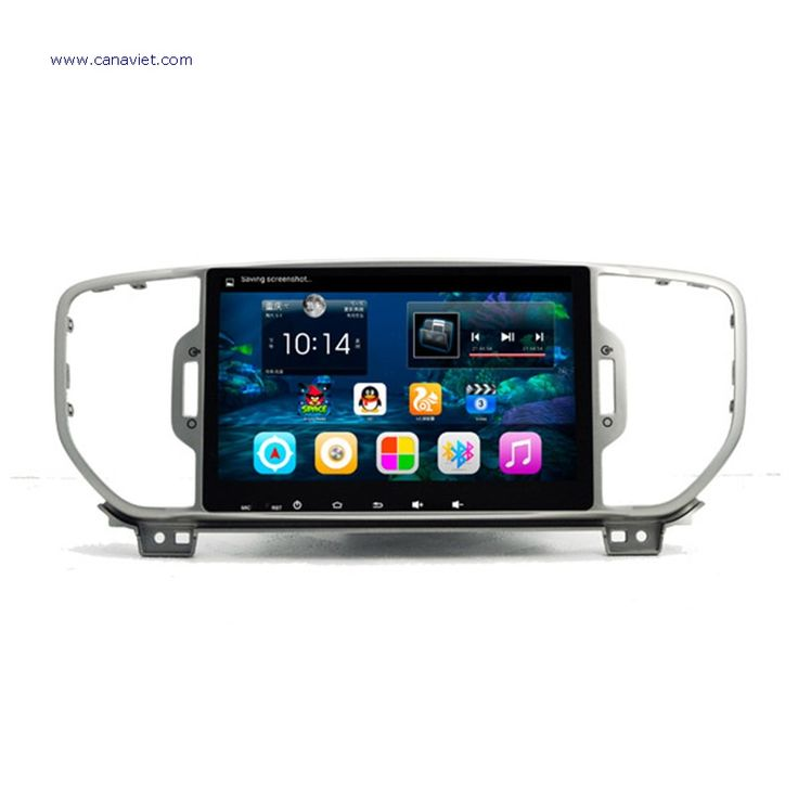 android autoradio headunit car stereo radio audio dvd gps navigation head unit car multimedia gps kia sportage r 2016 2017 2018