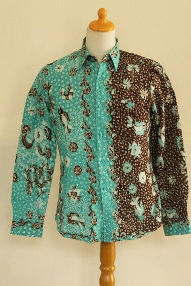 Kemeja Batik Tulis Lasem #custom
