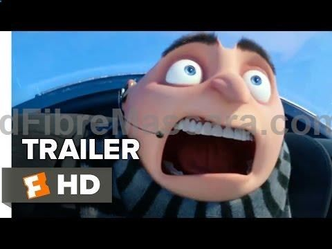 Despicable Me 3 Trailer #1 (2017) | Movieclips Trailers - abibiki.com/... #dogwalking #dogs #animals #outside #pets #petgifts #ilovemydog #loveanimals #petshop #dogsitter #beast #puppies #puppy #walkthedog #dogbirthday #pettoys #dogtoy #doglead #dogphotos #animalcare