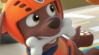Patrulha Canina - A Baia da Aventura | (Em português) Paw Patrol Rescue Run Game for Kids - YouTube