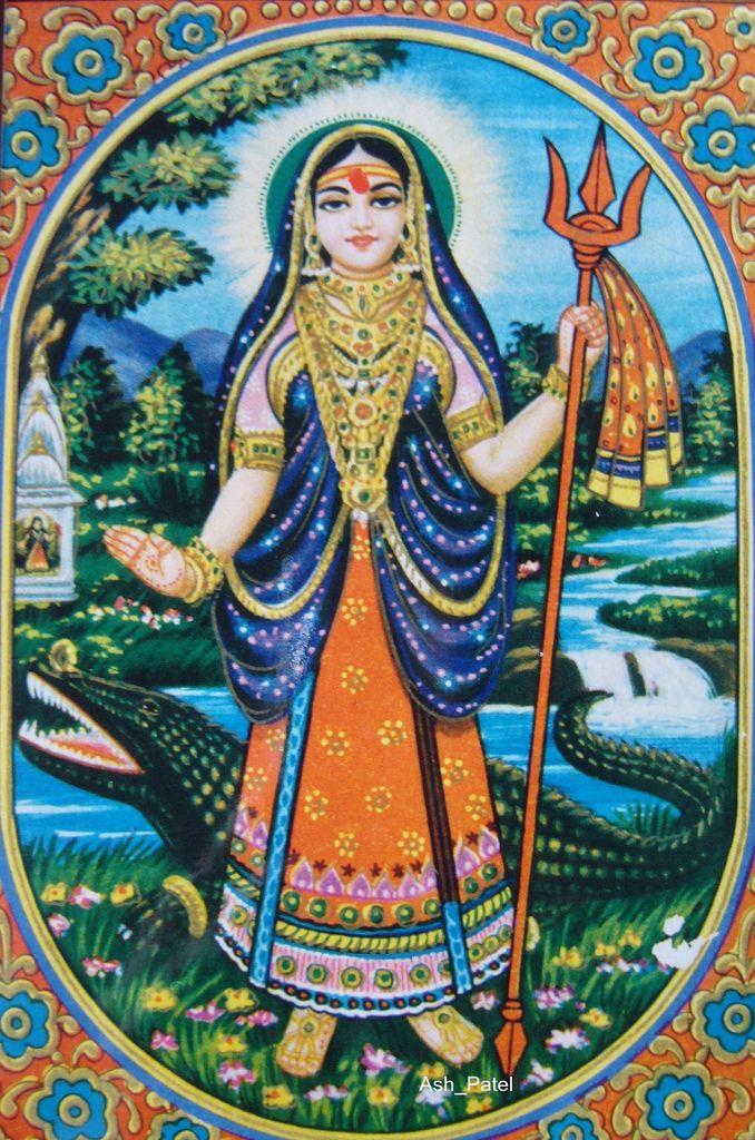 akhilandeshvari goddess - Google Search