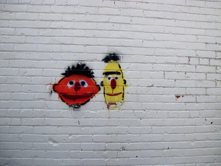 seen in alley