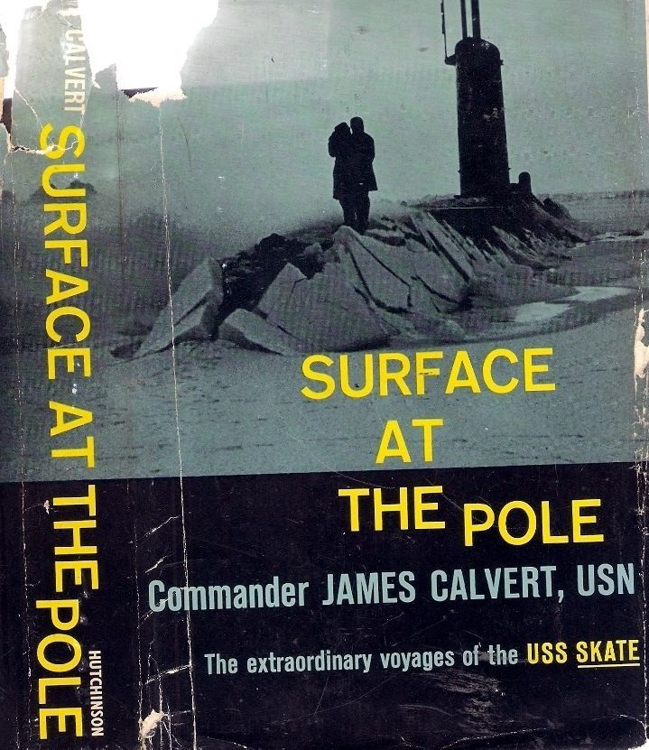 USS SKATE. First-hand account of the exploits of the USS Skate, a nuclear submarine that became the first to make a completely submerged trans-Atlantic crossing, and the second submarine to reach the North Pole and the first to surface there.