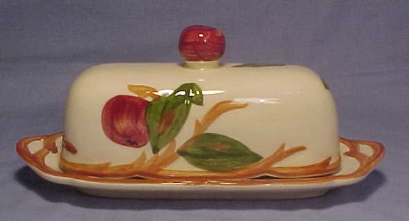 Franciscan Ware- Apple