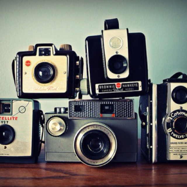 116 best Super Retro Cameras images on Pinterest | Cameras, Style ...