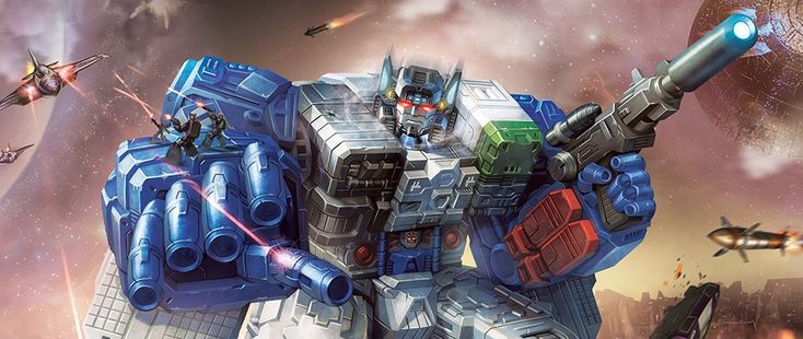 Hasbro Pulse Releases Box Art for Power Master Optimus Prime and Fortress Maximus from Titans Return