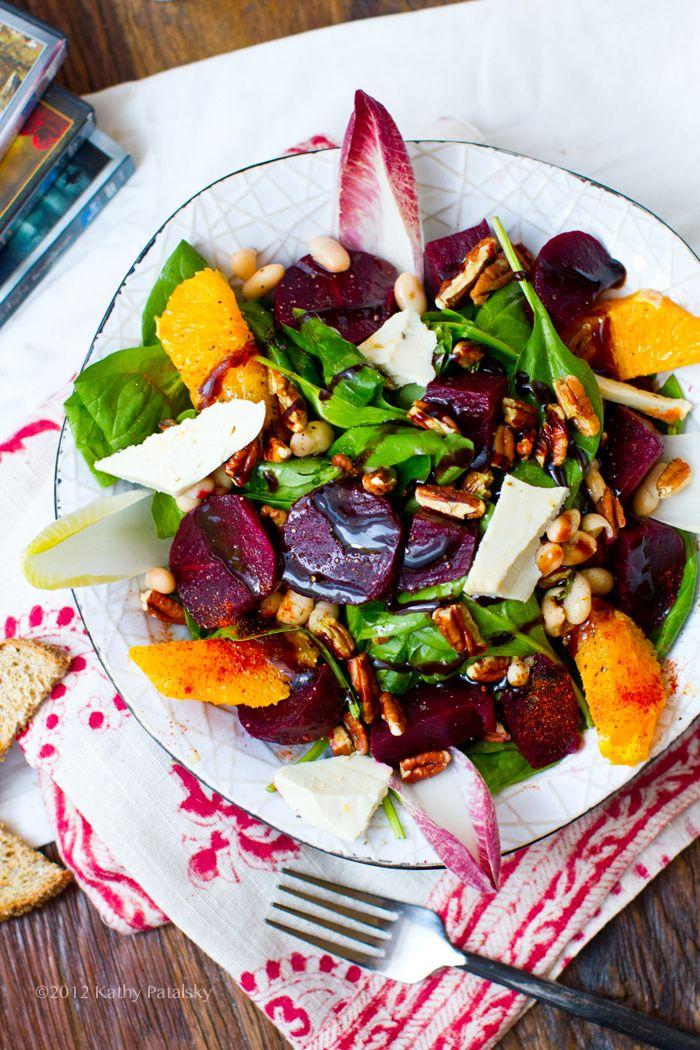 1000+ images about Salads on Pinterest | Vinaigrette, Salad in a jar ...