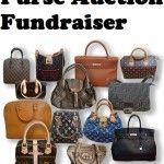Purse Auction Fundraiser