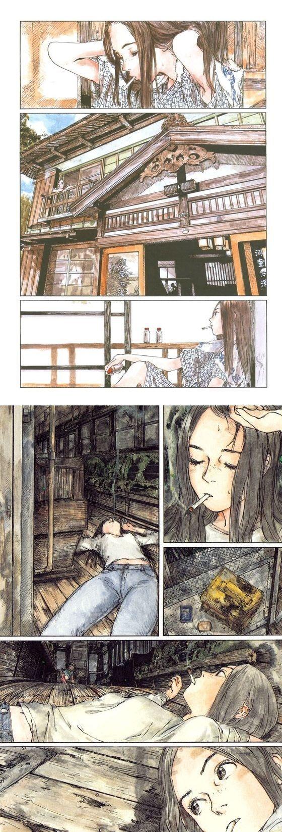 Wandering Emanon by Kenji Tsuruta