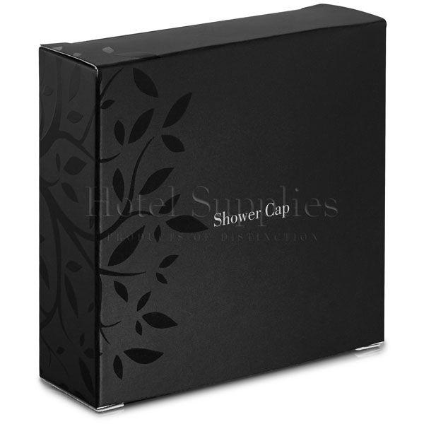 Black Box Shower Cap