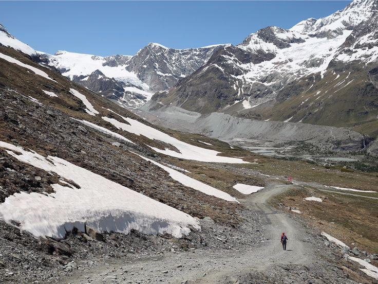 Bodies of a couple that disappeared in 1942 have been found in a shrinking Swiss glacier - Apair of bodies discovered in a shrinking glacier in Switzerland are believed to be a couple who went missing 75 years ago, according to a report in Swiss newspaper Le Matin .  Marcelin and Francine Dumoulin disappeared in the area in August 1942 while tending to their cows.  Bernhard Tschannen, the director of ski-lift company Glacier 3000, said one of his employees stumbled upon pairs of male and…