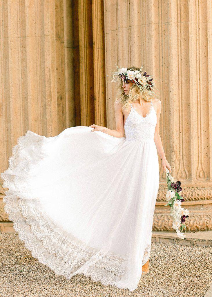 270 besten Wedding Dresses Bilder auf Pinterest | Brautkleider ...