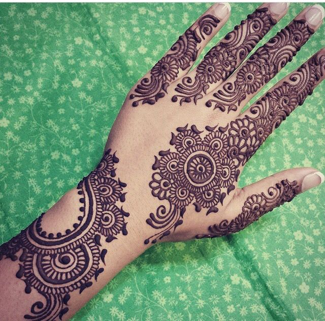 Mehndi For Thin Hands : Best images about henna on pinterest