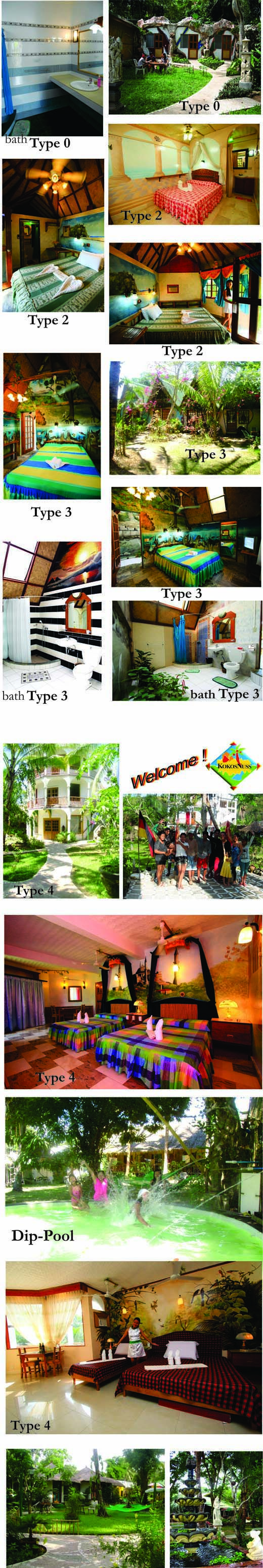 KokosNuss Resort, Coron, Busuanga Island, Palawan, Philippines Very Good Rates !!