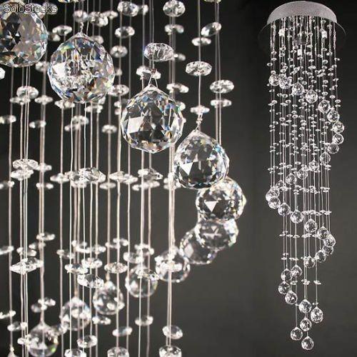 Lámparas de cristal | Decoracionia.net