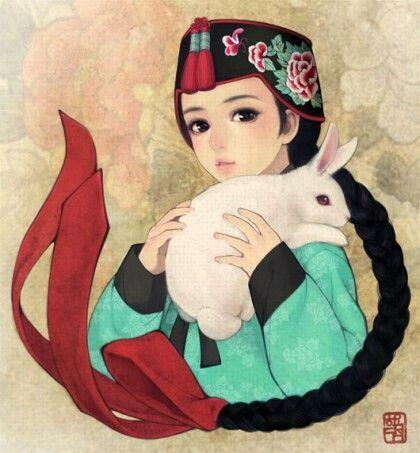 Korean illustrator-obsidian(흑요석)