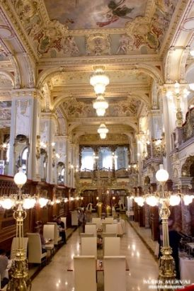 New York Palace Café #Budapest #NewYork #palace #Hungary #Europe