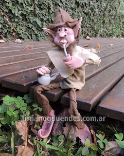 Duende matero http://tirnanogduendes.blogspot.com.ar/