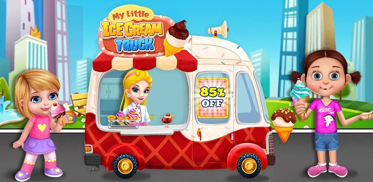 #BuySourceCode Month End #OFFER – Launch your own #IceCream Truck #GameTemplate for #Android by just customizing this #Sourcecode & start make #money with your custom app template