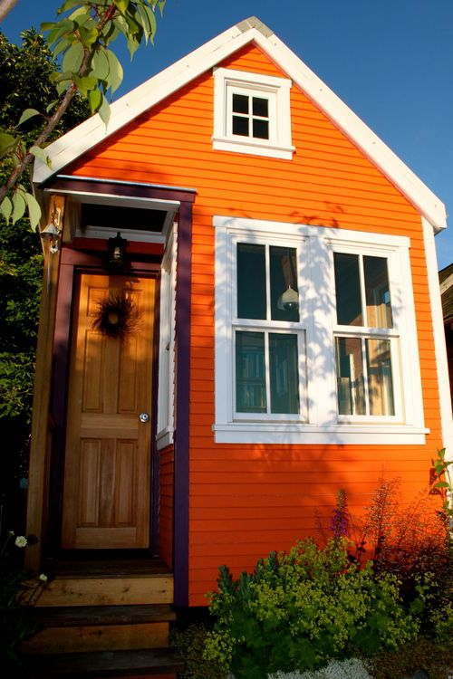 96 best Tiny Houses images on Pinterest Small houses