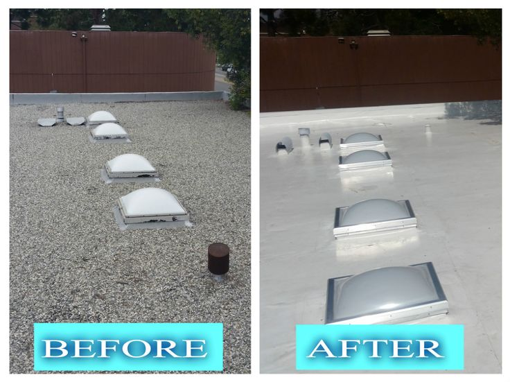 How single ply ‪#‎Roofing‬ can transform the look of a roof! Know the benefits of single ply roofing!