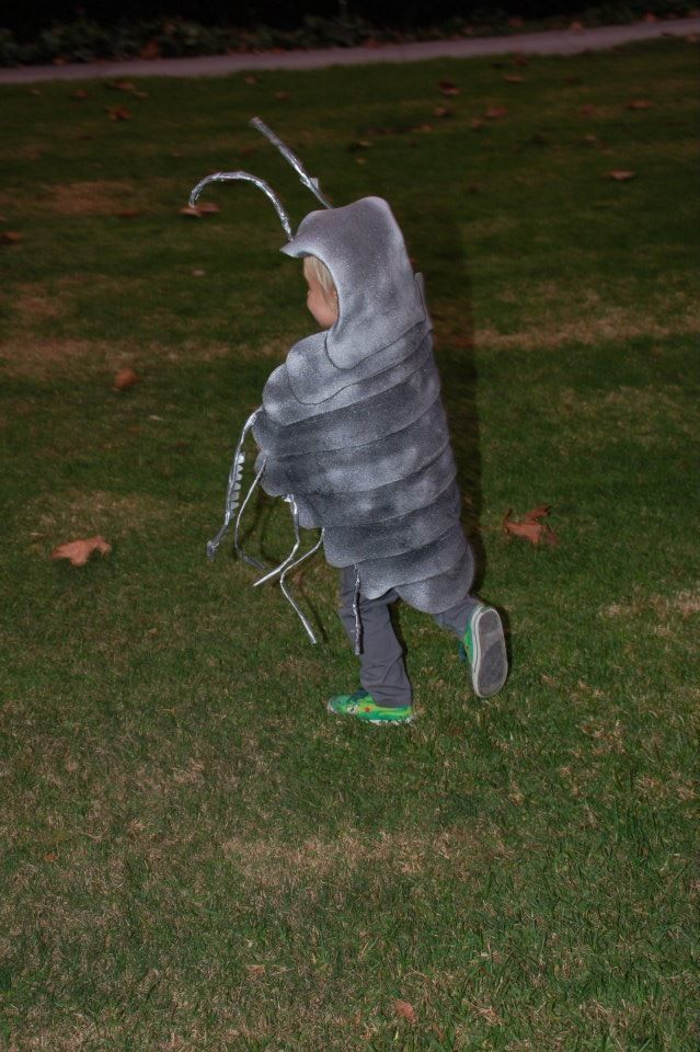 Roly Poly Children S Homemade Halloween Costume Crazy