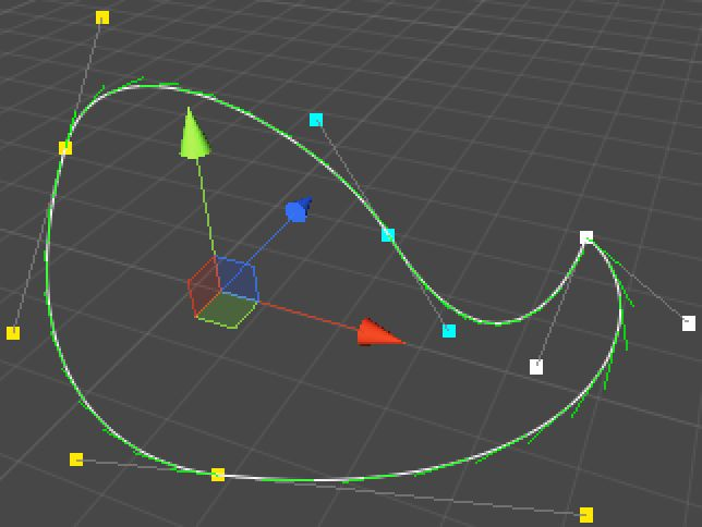 A Unity C# scripting tutorial in which you will create your own curves and splines.