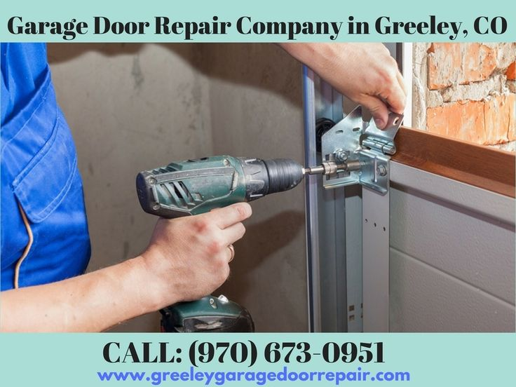 Garage Door Installation, Repair & Replacement: Greeley, CO    CALL on :- (970) 673-0951 or Visit on visit the website: www.greeleygaragedoorrepair.com