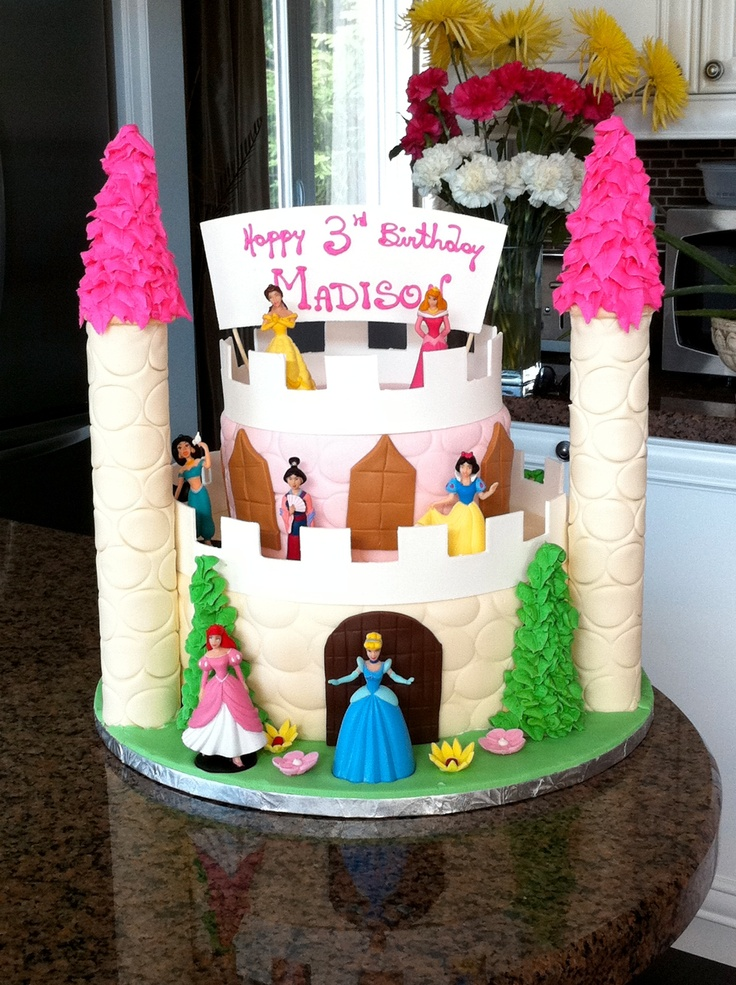 Madison birthday cake