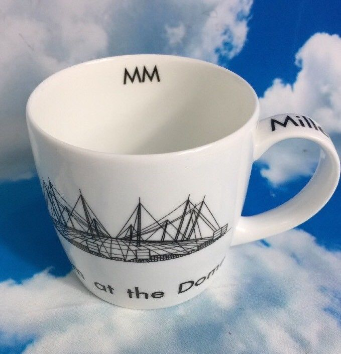 Millennium Dome Celebrate Mug Coffee Tea Souvenir Store Gift Made in England  | eBay