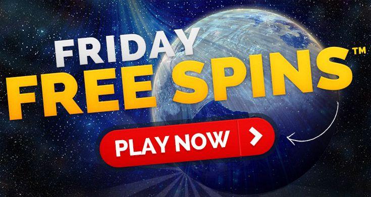 friday free spins