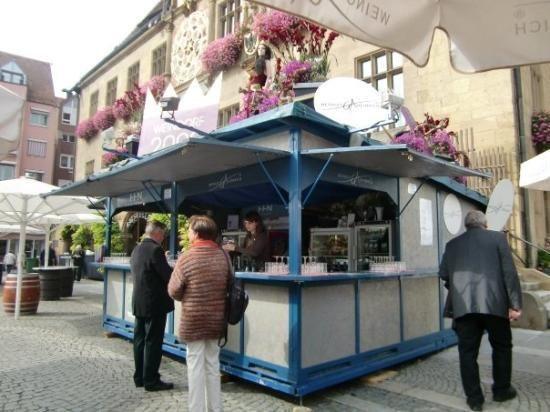 Heilbronn aub der Necker, Germany  @karen heilbronner Weindorf