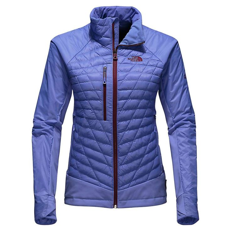 The North Face Women's Desolation Thermoball Jacket - at Moosejaw.com